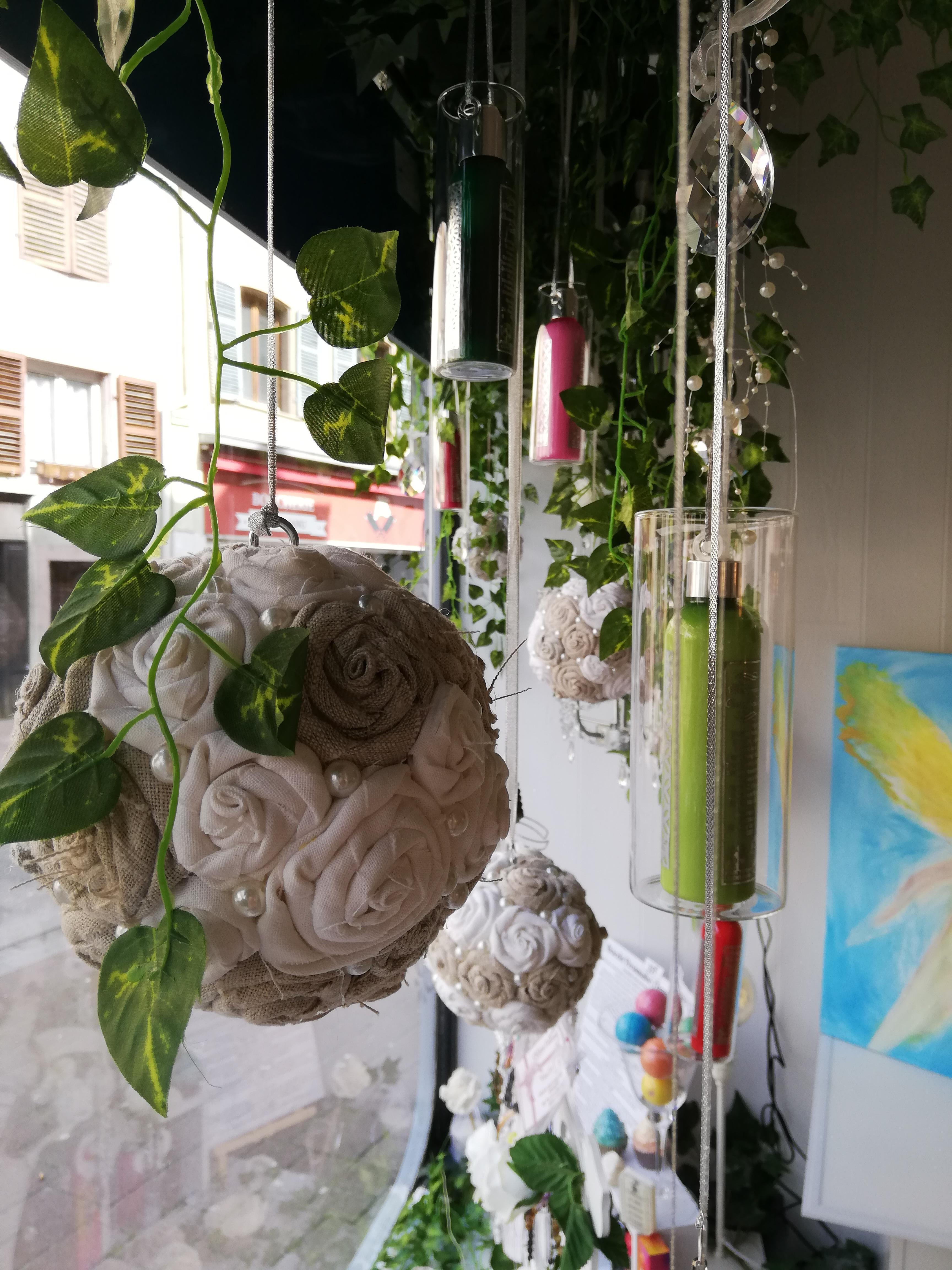 La vitrine Emanory