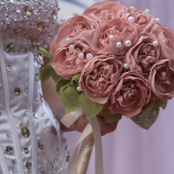 Des bouquets éternels