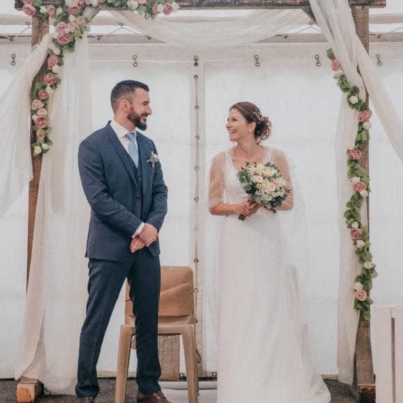 Le mariage de Marc et Marjolaine
