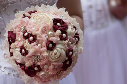 Nos Bouquets de mariées